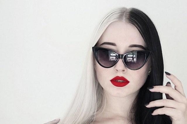 صبغ الشعر بلونين أحدث صيحات عالم الجمال