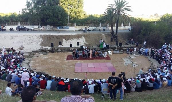 مهرجان ثقافي طلابي ينفض الغبار عن أطلال المسرح الروماني بعنابة