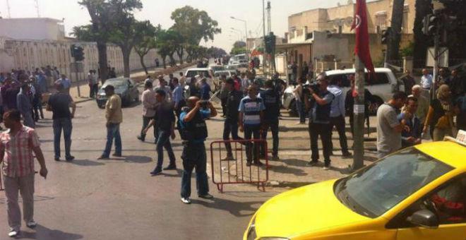 إرتفاع حصيلة حادثة بوشوشة والسلطات التونسية تكشف منفّذها