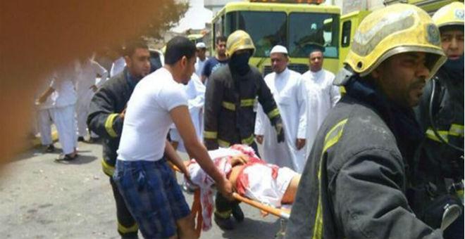 عاجل: 21 قتيلا و102 جريح حصيلة تفجيرات السعودية