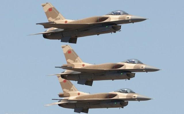 كومندو من القوات المسلحة الملكية للبحث عن الطيار المفقود في اليمن