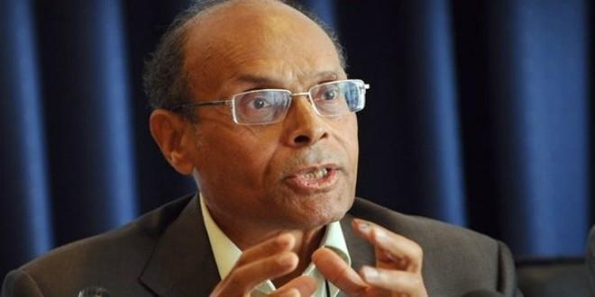 المنصف المرزوقي، رئيس الجمهورية التونسية السابق