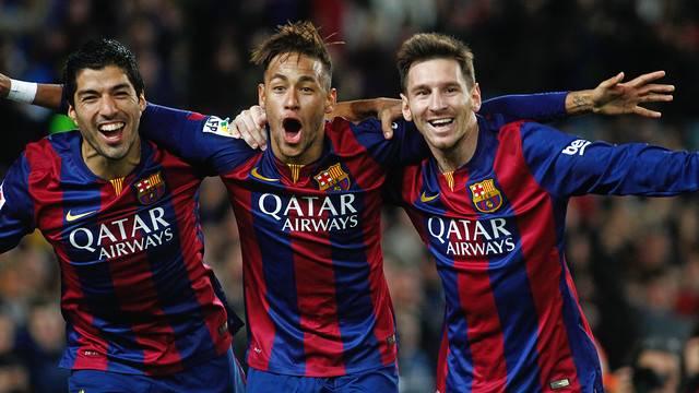 فريق برشلونة في صدارة ترتيب الأندية الأوروبية