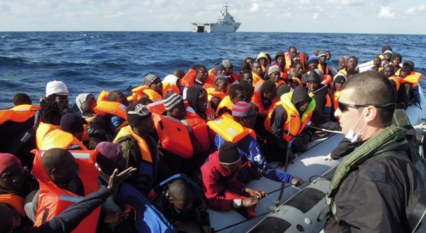 خفر السواحل الإيطالية تنقذ 3600 مهاجرا قادما من ليبيا