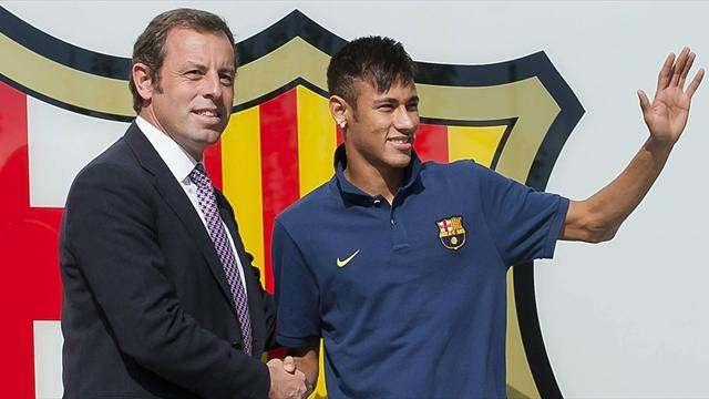 اعتقال روسيل رئيس برشلونة السابق