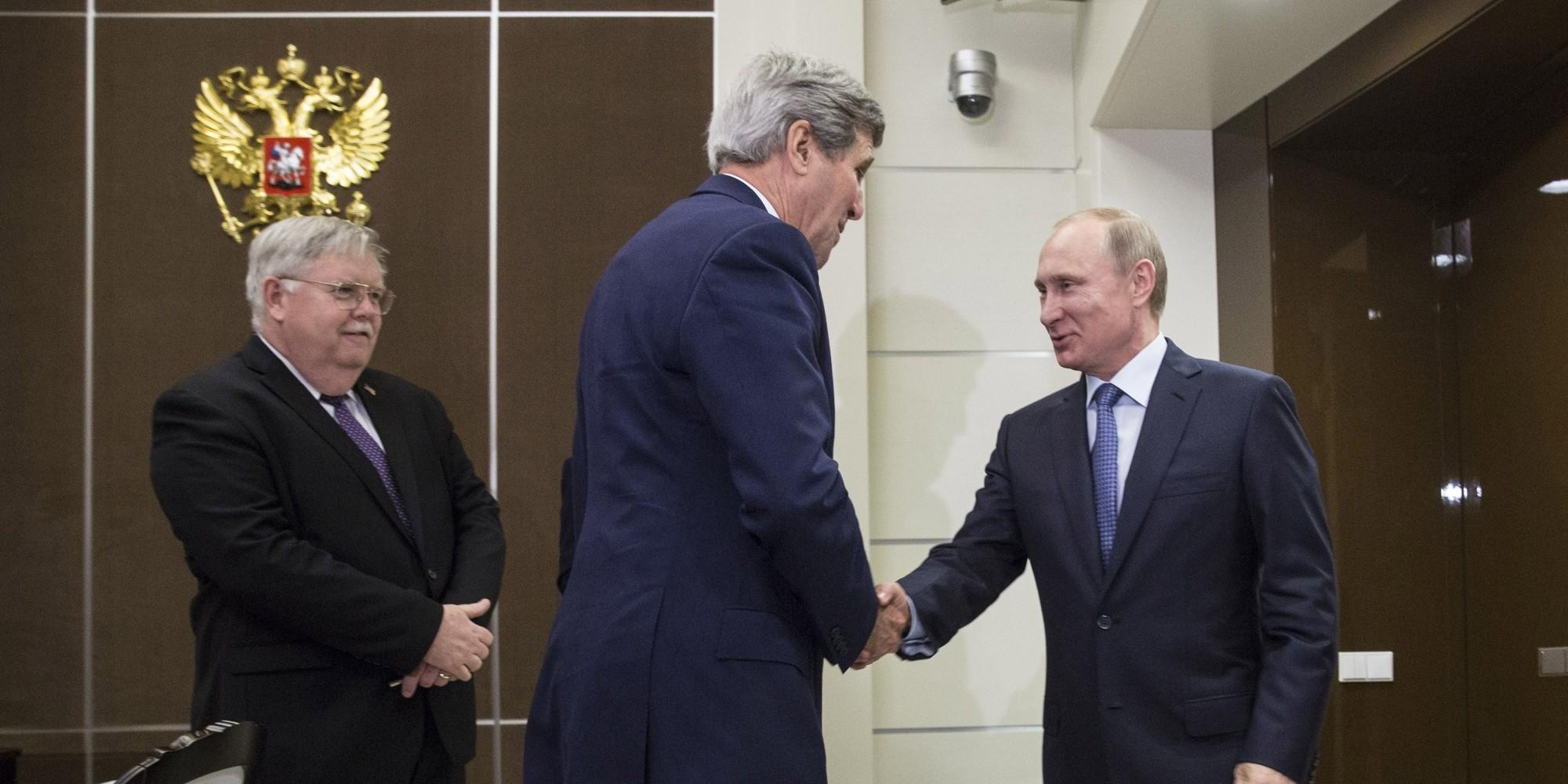 تحسن طفيف في علاقات واشنطن وموسكو