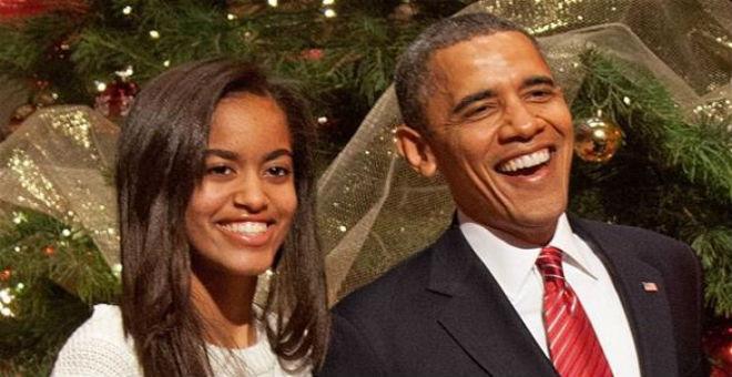 كيني يعرض 150 رأس ماشية مهرا لابنة أوباما