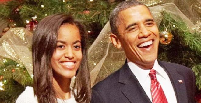 كيني يعرض 150 رأس ماشية مهراً لابنة أوباما