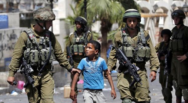 فلسطين تشكو تعامل إسرائيل مع أطفالها للأمم المتحدة