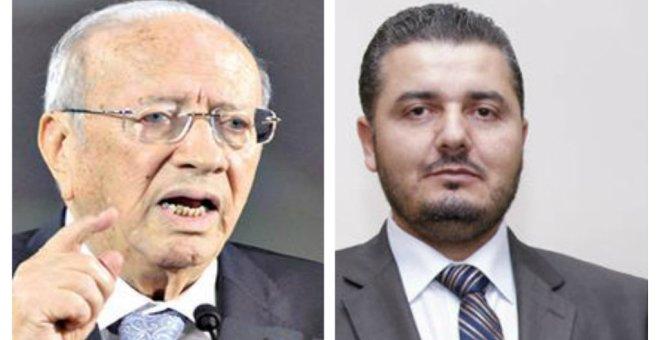 اشتباكات كلامية بين السبسي ووزير الإعلام الليبي المؤقت