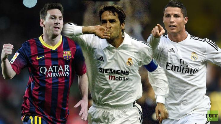 راؤول يؤكد عودته القريبة لريال مدريد