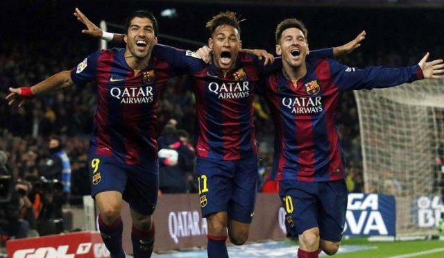 برشلونة يتأهل للنهائي دوري أبطال أوروبا
