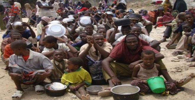 الجوع يهدد سكان بلدان الساحل الإفريقي