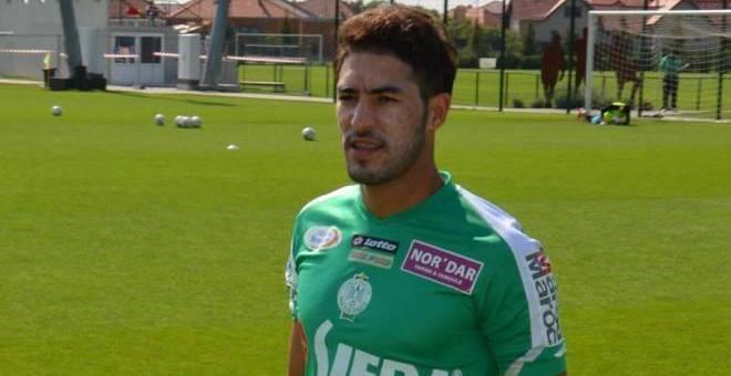 ياسين الصالحي يجدد عقده مع الرجاء