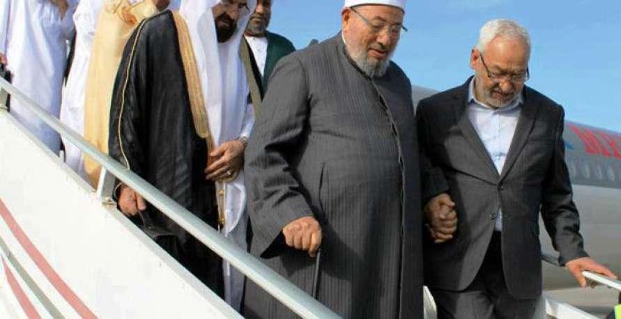 جمعية تطالب بغلق فرع الاتحاد العالمي للعلماء المسلمين بتونس