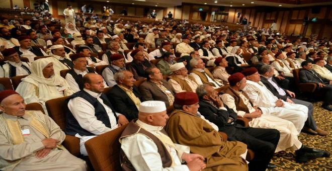 مصر تبحث عن حلفاء بين زعماء القبائل الليبية