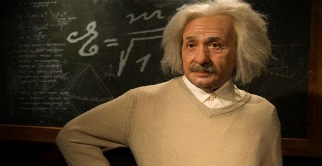 رسائل آينشتاين في مزاد علني بلوس أنجلوس