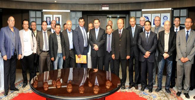 تنصيب أعضاء لجنة النسخة الخاصة بالمكتب المغربي لحقوق المؤلفين