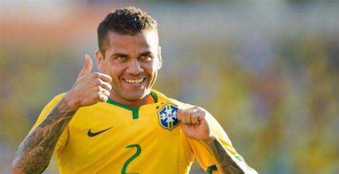 البرازيل تستدعي ألفيس للمشاركة في كوبا أمريكا