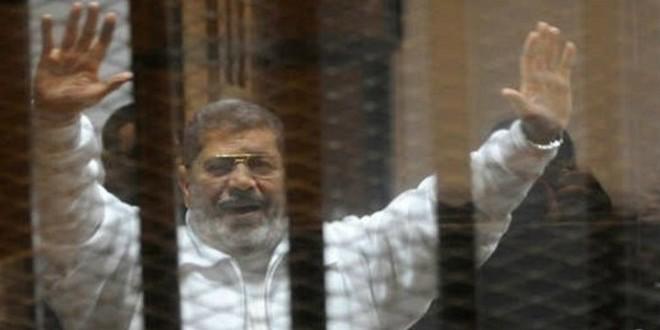 إعدام مرسي