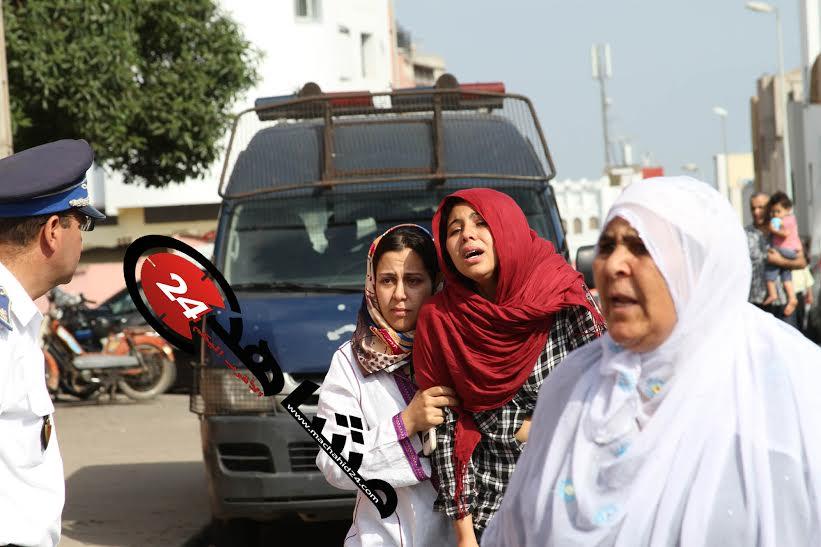 الدار البيضاء.. صور إغماءات واحتجاجات بعد تسريب مادة رياضيات الباكلوريا