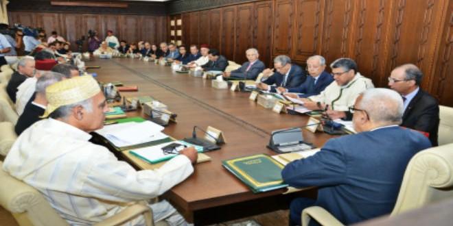 اجتماع مجلس الحكومة اليوم الخميس