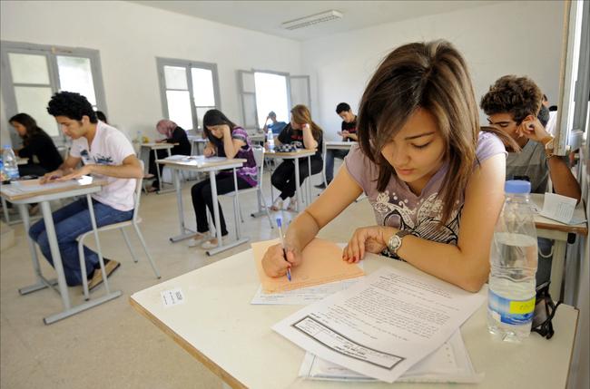نصف مليون مترشح ومترشحة يجتازون امتحانات الباكالوريا