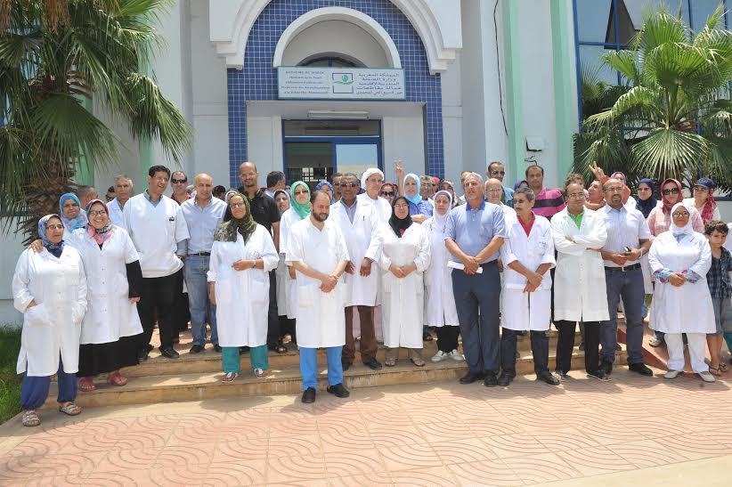 أطباء الدار البيضاء ينددون بتكرّر الاعتداء عليهم