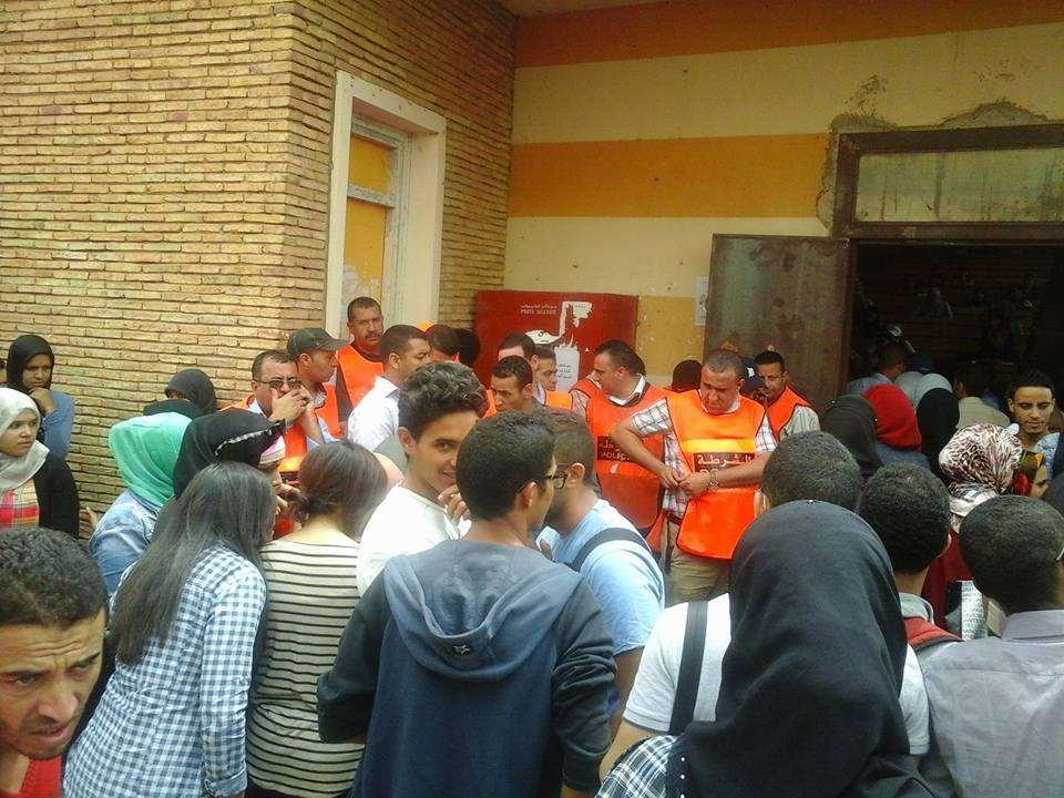 الإفراج عن الطلبة المعتقلين في كلية سطات