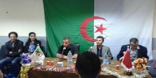 الاسبوع الثقافي المغربي في الجزائر