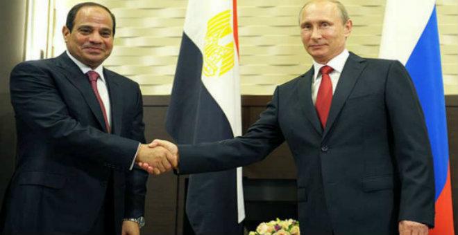 إسرائيل منزعجة من حصول مصر على صواريخ روسية