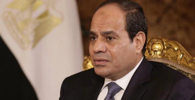السيسي:  الأزمة الأمنية في ليبيا مستمرة