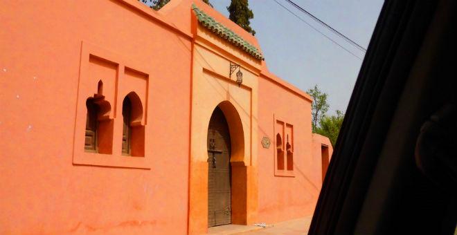 نفي رسمي.. لا وجود لتحف مغربية في بيت سفير امريكي سابق