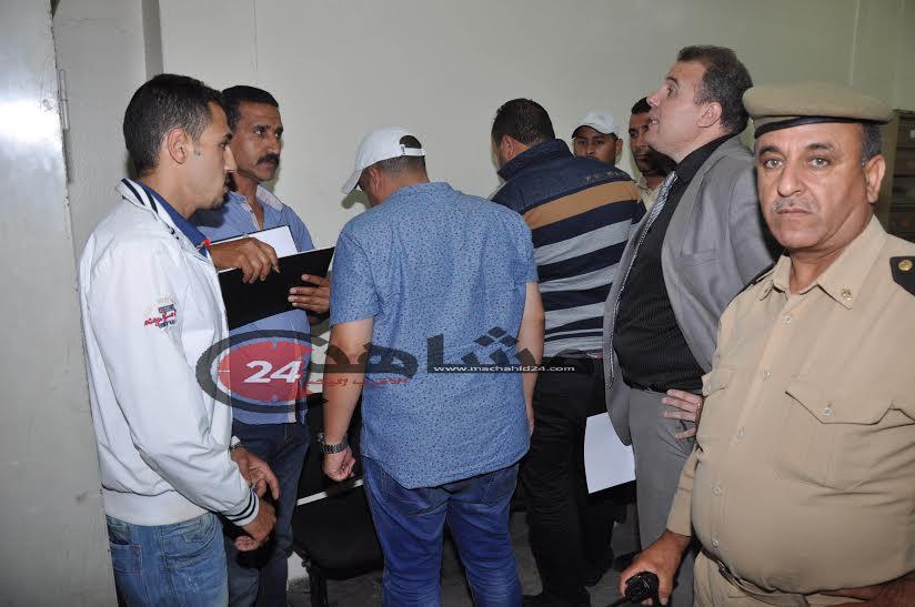 القبض على متهمين انتحلا صفة مقدّمين في الدار البيضاء