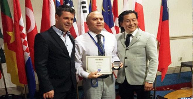 مخترع مغربي يفوز بالجائزة الكبرى للمعرض الدولي للاختراعات إنبيكس 2015