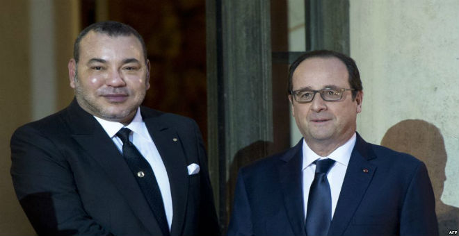 الملك: مؤتمرا باريس ومراكش قمتان من أجل المستقبل