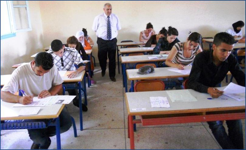وزارة بلمختار تقرر إعادة امتحان الرياضيات بعد التأكد من تسريبها