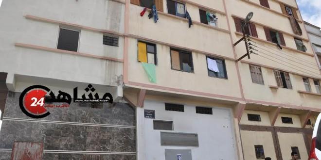 بناية سكنية فوق مولد كهربائي