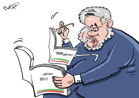 كيف يسخر رسامو الكاريكاتير من رئيس الحكومة المغربية؟