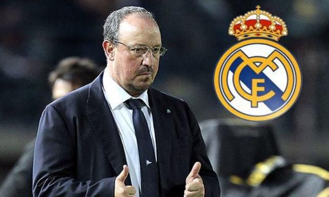 عاجل: بينيتيز مدربا رسميا لريال مدريد