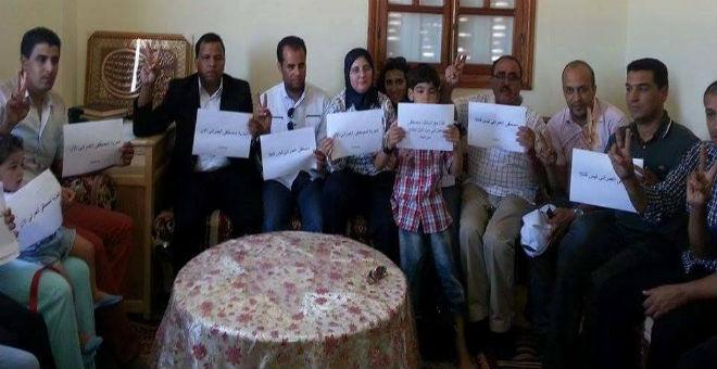 بعد حملة التضامن معه..العمراني قد يغادر السجن الخميس المقبل