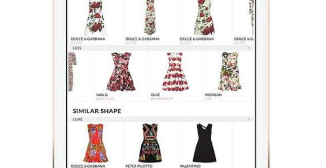 تطبيق يساعدك على اختيار الملابس على ذوقك