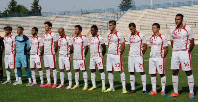 الأولمبي التونسي يتأهل ويقابل المنتخب المغربي