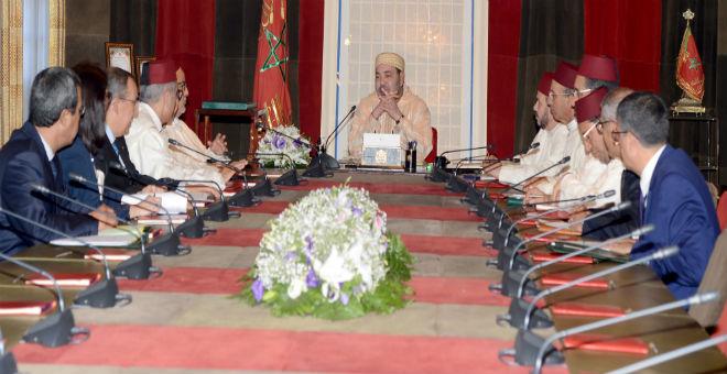الملك محمد السادس يشدد على إنجاز
