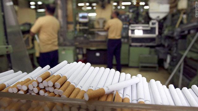 أسماء وأسعار جديدة للسجائر في المغرب