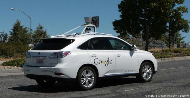 سيارة غوغل تبدأ اختباراتها في شوراع كاليفورنيا