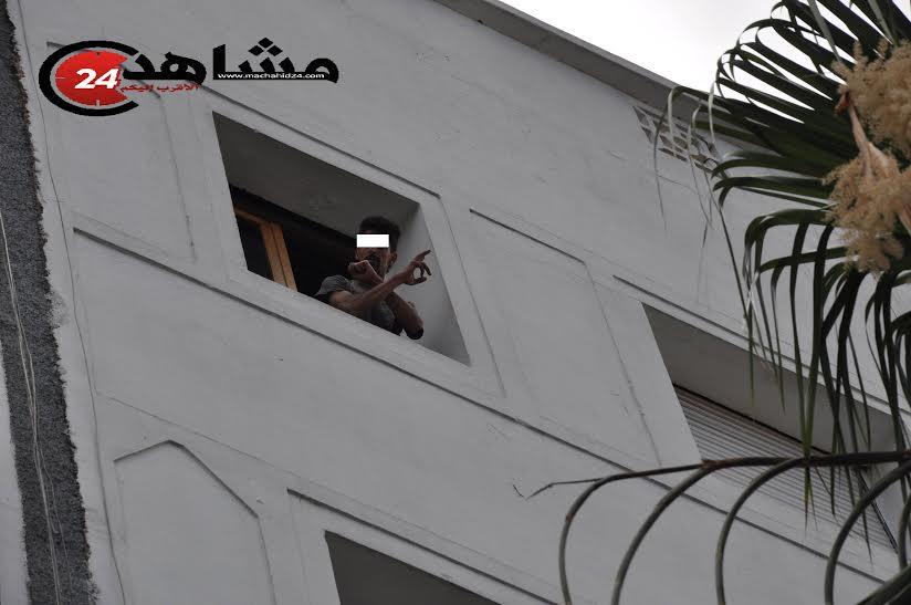 الشرطة توقف ثاني محاولة انتحار في البيضاء في ظرف يوم واحد
