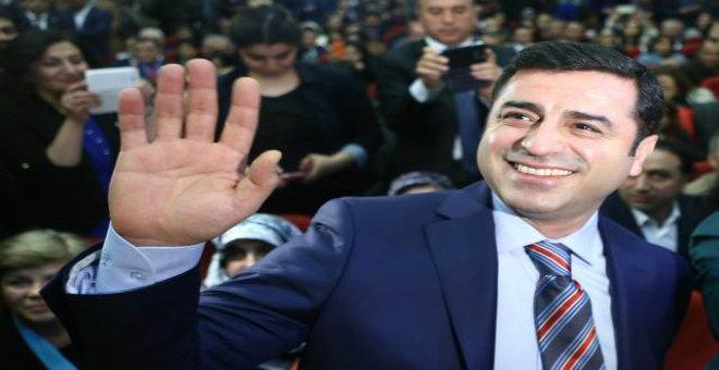تركيا ..نتائج حزب صلاح الدين دميرتاش تعرقل مشاريع أردوغان