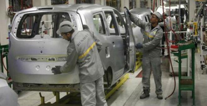 بن الشيخ يعتزم إحداث تخصصات في صناعة السيارات