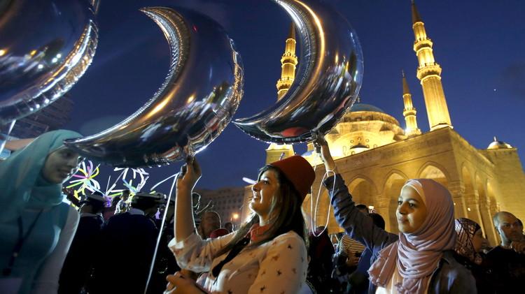 ساعات الصوم خلال رمضان 2015 في جميع أنحاء العالم